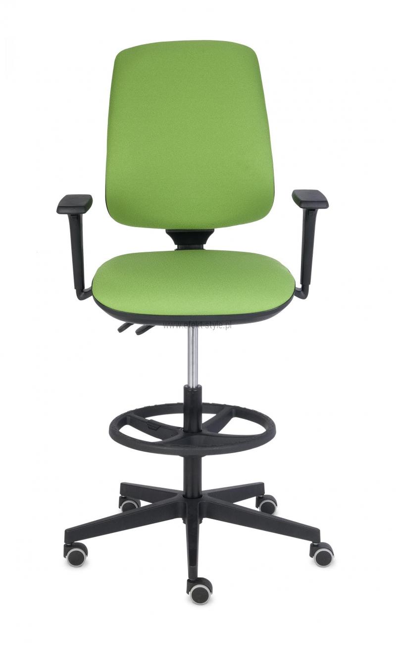 Krzesło obrotowe STARTER 3D Ring Base wysokie