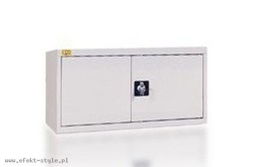 Nadstawka metalowa do szafy biurowej BUN/1.100