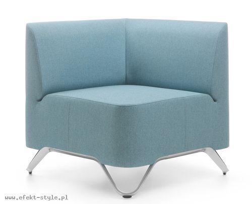Fotel narożny SoftBox 1C