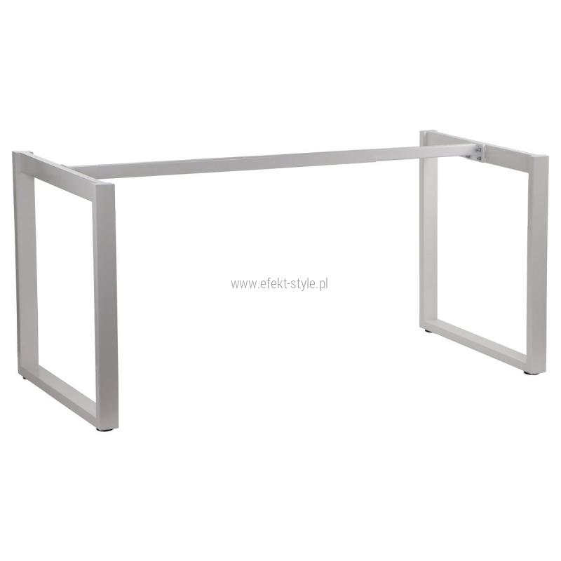 Stelaż skręcany do stołu i biurka EF-WT-132 aluminium 159,5x159,5