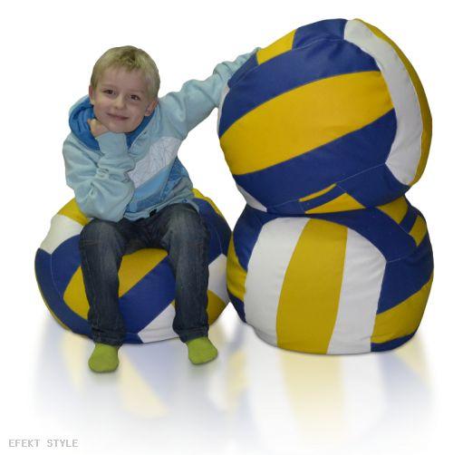 Piłka - Pufa VOLLEYBALL L - produkt medyczny