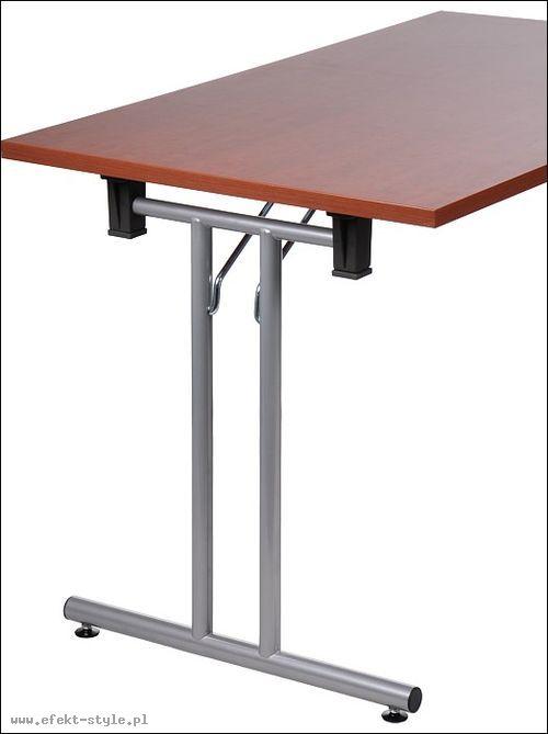 Stelaż składany do stołu EF-921/A aluminium 59 cm