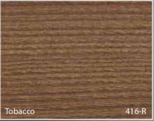 Stolik BANKO 1-osobowy z regulacją pochyłu blatu i wysokości - Tobacco 416-R
