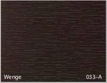 Stolik BANKO 1-osobowy z regulacją pochyłu blatu i wysokości - Wenge 033-A