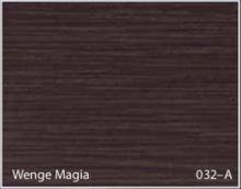 Stolik BANKO 1-osobowy z regulacją pochyłu blatu i wysokości - Wenge magia 032-A