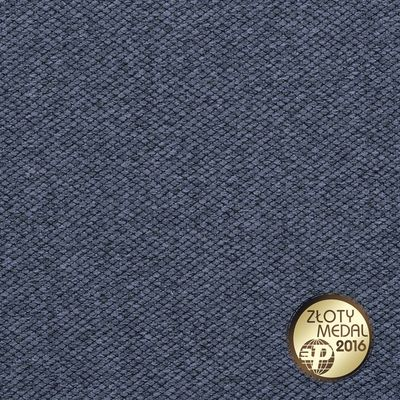 Fotel MILAN 100H - Novel: 08 navy blue