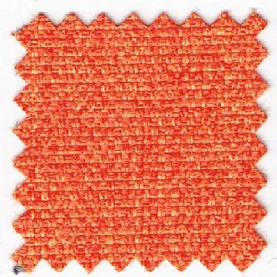 Krzesło konferencyjne Set White V Net Chrome - MEDLEY  MD-11 pomarańczowy