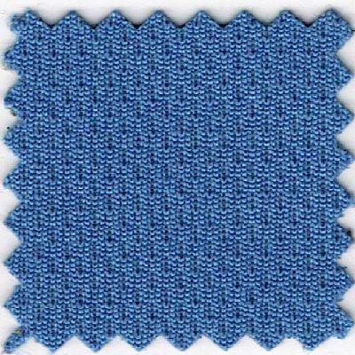 Krzesło konferencyjne Set White V Net Chrome - FLEX FX-08 jasnoniebieski