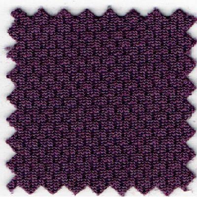 Krzesło konferencyjne Set White V Net Chrome - FLEX FX-10 fiolet ciemny
