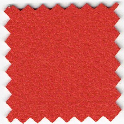 Krzesło konferencyjne Set V Chrome - VALENCIA VL-02 czerwony