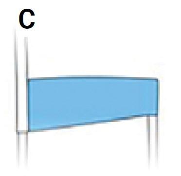 Krzesło SIMPLE 85h - C