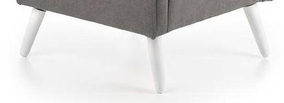 CHESTER fotel wypoczynkowy wielobarwny ( PIXEL-1387 ) - biały (chester)