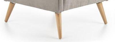 CHESTER fotel wypoczynkowy wielobarwny ( PIXEL-1387 ) - naturalny (chester)