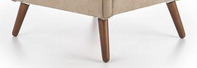CHESTER fotel wypoczynkowy wielobarwny ( PIXEL-1387 ) - c.orzech (chester)