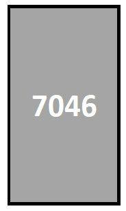 Biurkowy panel akustyczny GRB-4/160x40 - szara
