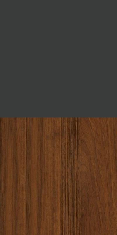 Szafa CLASSIC CS12 - Antracyt/Orzech Ecco
