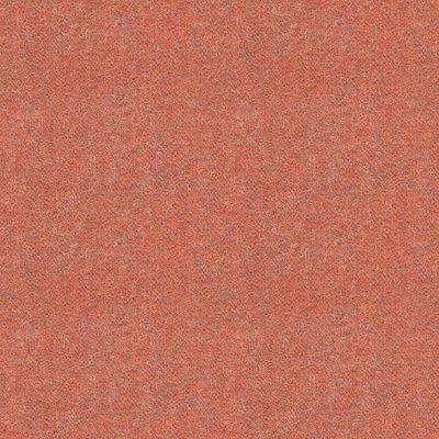 Fotel niski CAVE CV421 - 1 osobowy - LDS 73 pomarańczowo-szary