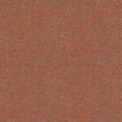 Fotel niski CAVE CV421 - 1 osobowy - LDS 76 pomarańczowo-brązowy