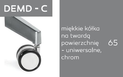 Krzesło biurowe obrotowe Sky_line SK5R 1N/2N - DEMD-C - uniwersalne