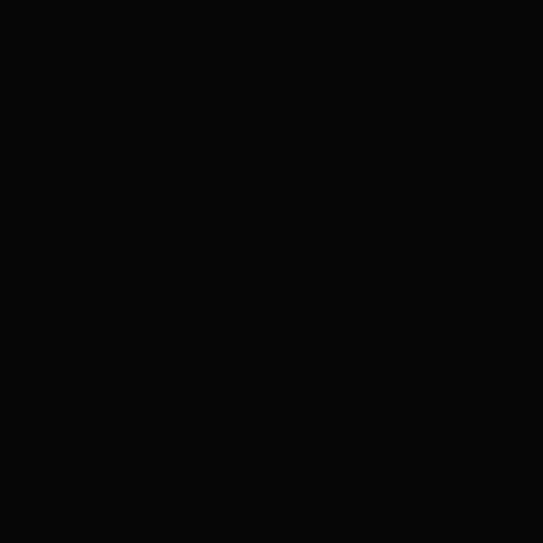 Stolik okolicznościowy fi 65 cm HX 6502 - czarny