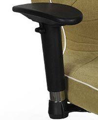 ENTELO Dobre Krzesło obrotowe TWIST naked nr 6  - Regulowany góra dół