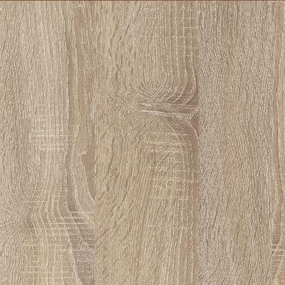 Stolik MB owalny drewniany/ opcja regulacja wysokości - Dąb sonoma