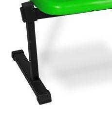 Zestawy siedziskowe Entelo Bench 3 osobowy rozmiar nr 5  - Czarny