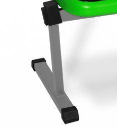 Zestawy siedziskowe Entelo Bench 3 osobowy rozmiar nr 5  - Popielaty
