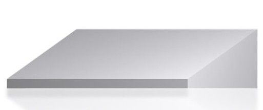 Szafa metalowa szkolna skrytkowa BHP/2/4MP - daszek 600 mm
