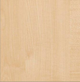 Blat o wymiarach 160x70 - 36 mm - Klon naturalny D375SE