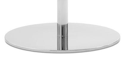 Fotel konferencyjny SORRISO 10R obrotowe - Podstawa bez podkładki filcowej