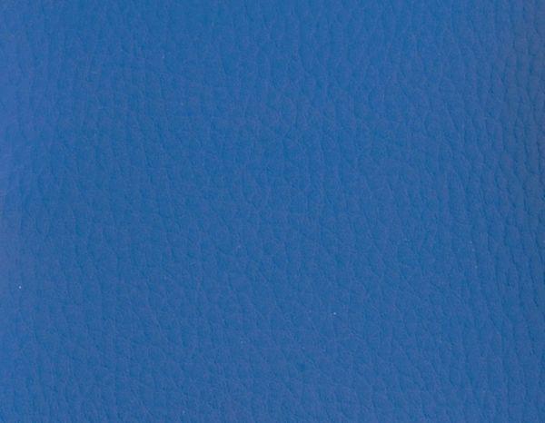Krzesło MALIKA 4 nóżki tapicerowane - SM1-031 niebieski