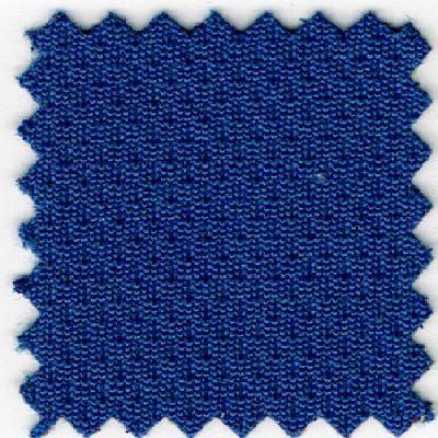 Krzesło konferencyjne Set White V Net Chrome - FLEX FX-03 niebieski ciemny