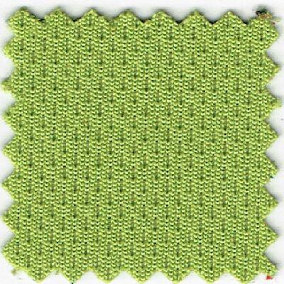 Krzesło konferencyjne Set White V Net Chrome - FLEX FX-04 zielony