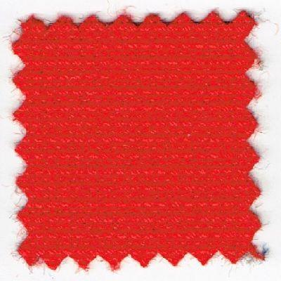 Krzesło konferencyjne Set White V Net Chrome - FAME FM-02 czerwony
