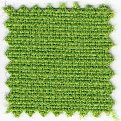 Krzesło konferencyjne Set White V Net Chrome - FAME FM-04 zielony