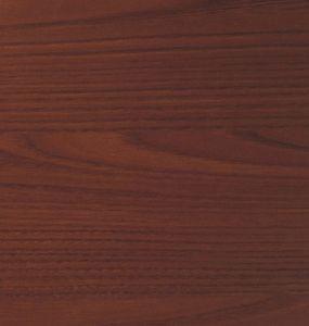 Szafka biurowa wisząca  EVZ 14 drzwi przesuwne - kasztan corsico