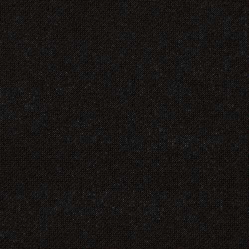 Krzesło konferencyjne STRIKE - na 4 nogach tapicerowane siedzisko - TKB-001 czarny