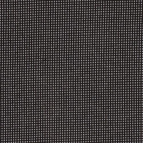 Krzesło konferencyjne STRIKE - na 4 nogach tapicerowane siedzisko - TKB-020 czarno-szary