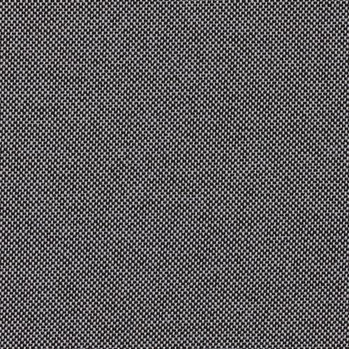 Krzesło konferencyjne STRIKE - na 4 nogach tapicerowane siedzisko - TKB-022 czarny-szary