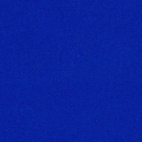 Krzesło konferencyjne STRIKE - na 4 nogach tapicerowane siedzisko - TKB-031 niebieski