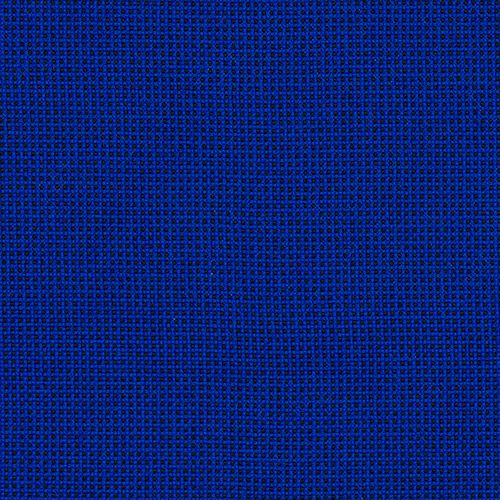 Krzesło konferencyjne STRIKE - na 4 nogach tapicerowane siedzisko - TKB-041 niebiesko-czarny