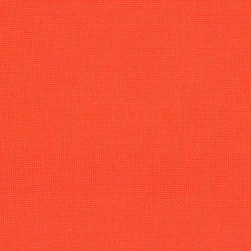 Krzesło konferencyjne STRIKE - na 4 nogach tapicerowane siedzisko - TKB-110 pomarańczowy