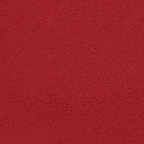 Krzesło konferencyjne STRIKE - na 4 nogach tapicerowane siedzisko - SK1-090 czerwony