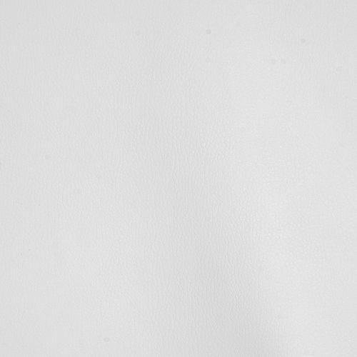 Krzesło konferencyjne STRIKE - na 4 nogach tapicerowane siedzisko - SEL-022 biały