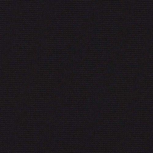 Krzesło konferencyjne STRIKE - na 4 nogach tapicerowane siedzisko - TKF-001 czarny