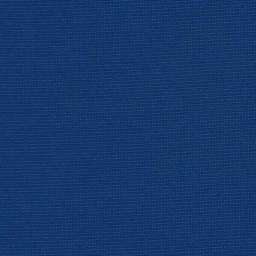 Krzesło konferencyjne STRIKE - na 4 nogach tapicerowane siedzisko - TKF-030 niebieski