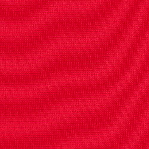 Krzesło konferencyjne STRIKE - na 4 nogach tapicerowane siedzisko - TKF-090 czerwony