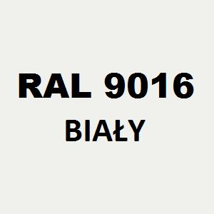 Stelaż metalowy do biurka lub stołu  ST-A2 noga okrągła fi 4 długość=45 cm - RAL 9016 - biały