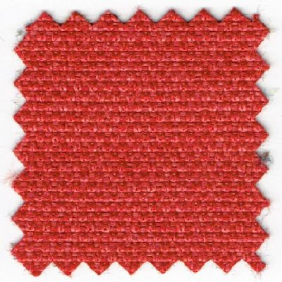 Krzesło konferencyjne Set White V Net Chrome - MEDLEY MD-02 czerwony